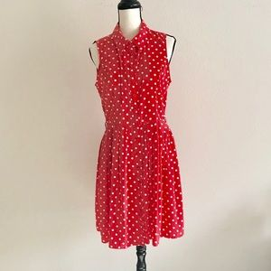 Casual and Cute Forever 21 Polka Dot Dress